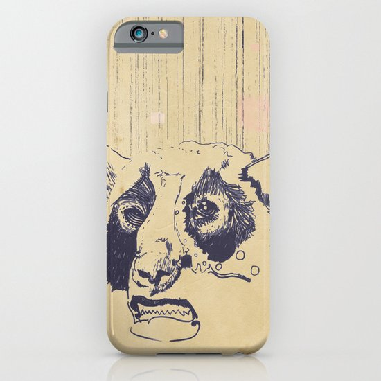 Bear Lip  iPhone & iPod Case