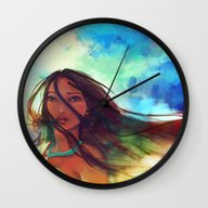 The Wind... Wall Clock