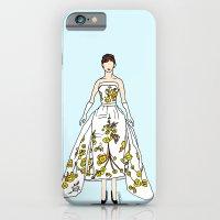 Audrey Hepburn Vintage Retro Fashion 2 iPhone 6 Slim Case