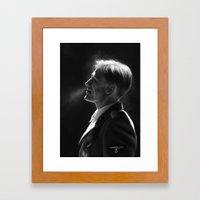 Col. Hans Landa Framed Art Print