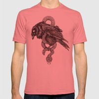 The Hangman's Rope Mens Fitted Tee Pomegranate SMALL