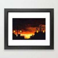 Destiny Framed Art Print