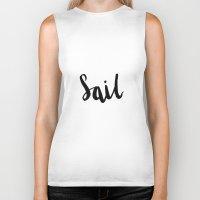 Sail Biker Tank