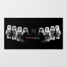 Forces of the Empire Canvas Print