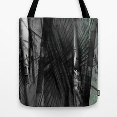 Incongruous like aspiring via acts of desperation. [D] Tote Bag