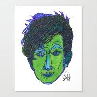 Doctor 11 & 12 Canvas Print