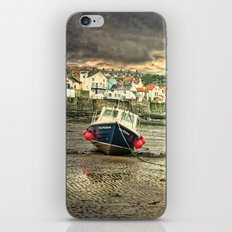 Storm Brewing iPhone & iPod Skin