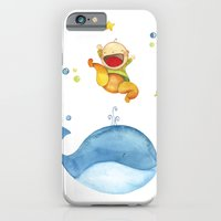 Baby whale iPhone 6 Slim Case