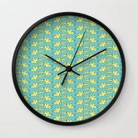 Dumbard Wall Clock