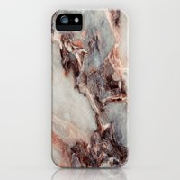 iPhone 5s & iPhone 5 Cases featuring Marble Texture 85 by Robin Curtiss