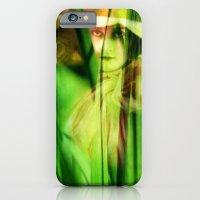 iPhone & iPod Case featuring Voyeur by Rebecca A Sherman
