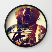 Doing The Other Thing Wall Clock