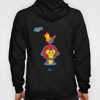 The Monkey And The Roost… Hoody