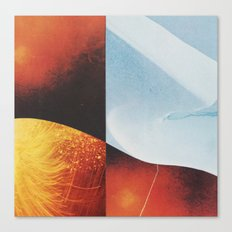 UN_TITLED  Canvas Print