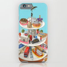 A Very British Past Time iPhone 6 Slim Case
