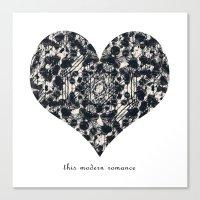 This Modern Romance Canvas Print
