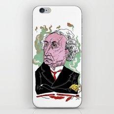 Jon A. McDonald iPhone & iPod Skin