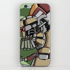 JunkBot iPhone & iPod Skin