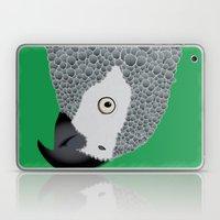 African Grey Parrot Laptop & iPad Skin