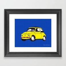 Zoom, Zoom- Art Print Framed Art Print