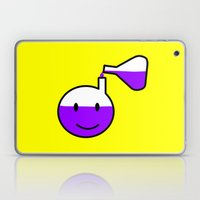 Fuel for the mind Laptop & iPad Skin