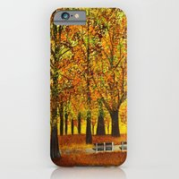 Golden Park II iPhone 6 Slim Case