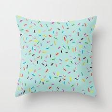 Sprinkle It! Throw Pillow