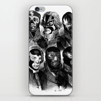 WWE 1789 iPhone & iPod Skin