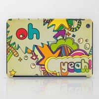 Yeah Yeah! iPad Case
