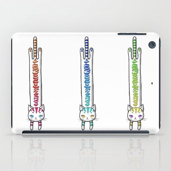Long Cat iPad Case