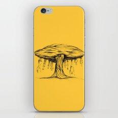 The tree of Immaturity iPhone & iPod Skin