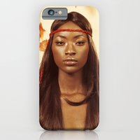 iPhone & iPod Case featuring Fall by Rebecca Handler