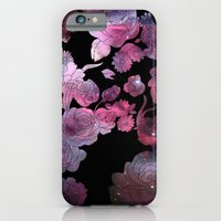 iPhone & iPod Case featuring star flowers by Lauren dunn
