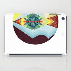 Trandescental Fish iPad Case