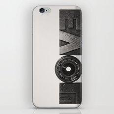 love is ... iPhone & iPod Skin