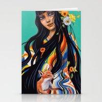 Mexicana Azul Stationery Cards