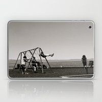 The Swing Set Laptop & iPad Skin