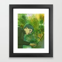 Herbie Framed Art Print