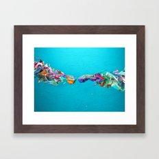 Colour Form & Expression #4 Framed Art Print