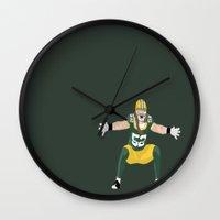 Fierce Wall Clock