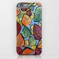 Autumn Painting iPhone 6 Slim Case