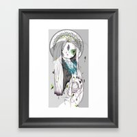 Melancholia, What's Your… Framed Art Print