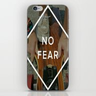 No Fear iPhone & iPod Skin