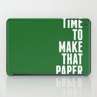 Make That Paper iPad Case