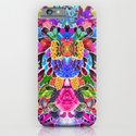 Flower Explosion  iPhone & iPod Case