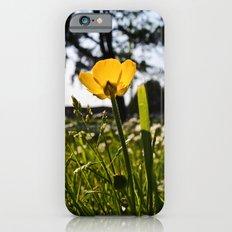 Simple spring flower iPhone 6 Slim Case