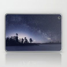Arcing Over the Puddle Laptop & iPad Skin