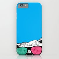 iPhone Cases featuring Short Bear by Steve Wade