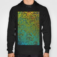 Colorful Corroded Backgr… Hoody