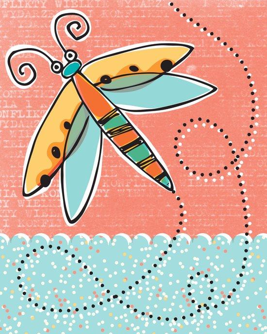 Summer Buzzin' Art Print